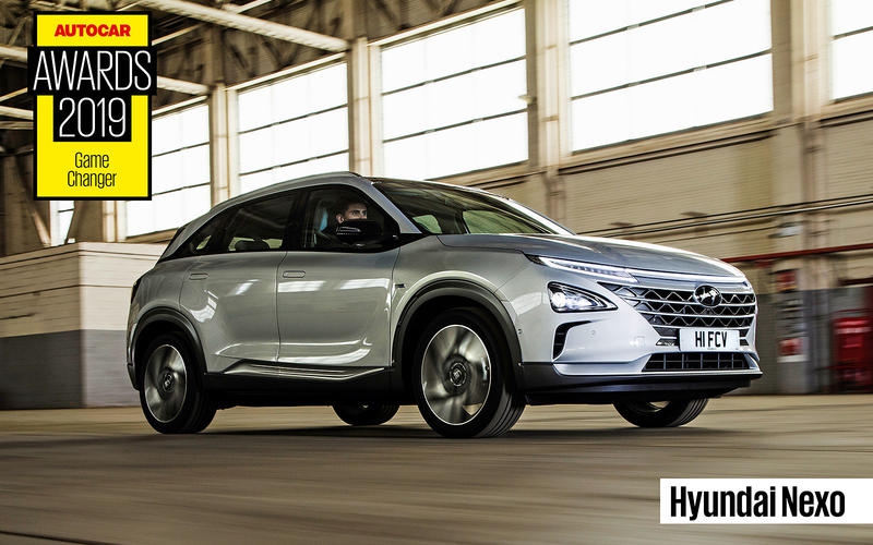 GAMECHANGER: Hyundai Nexo