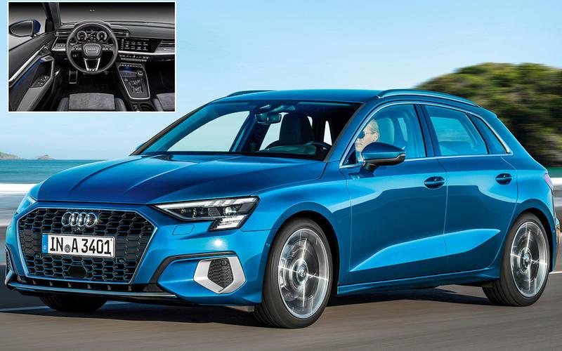 SUMMER 2020: Audi A3 Sportback