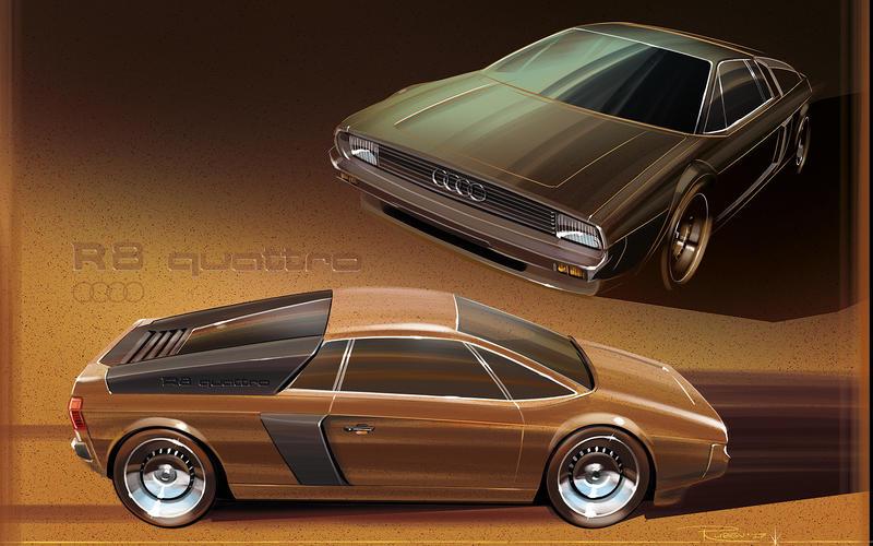 1980 AUDI R8 – 'AUDI R8'