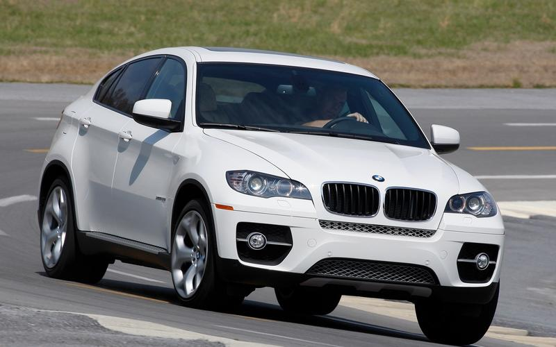 BMW X6 (first-generation; 2007)