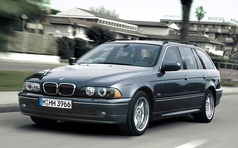 BMW E39 5 Series Touring from £1000