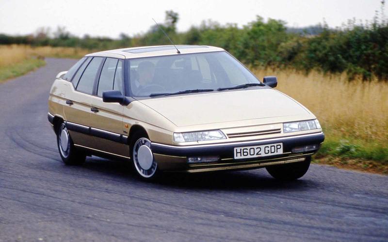 Citroën XM (Ronin, 1998)