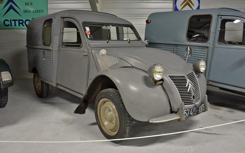 2CV AZU (1961)