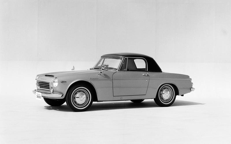 Datsun Sports (1962)