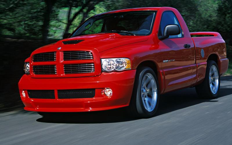 Dodge Ram SRT-10 (2004)