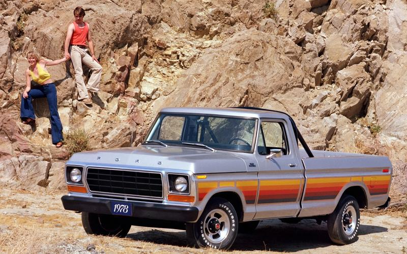 9. Ford F-Series (1978)