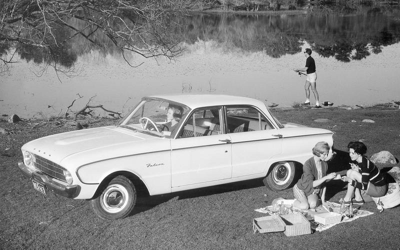 Falcon (1960, Australia)