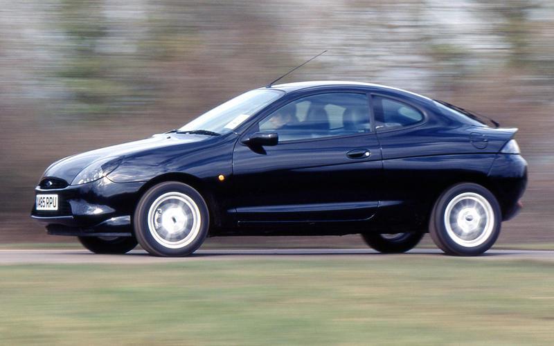 Ford Puma (1997-2002)