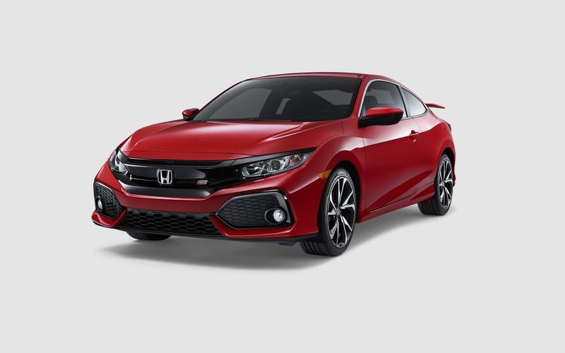Honda Civic Coupe (good)