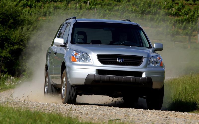 Honda Pilot (2002)