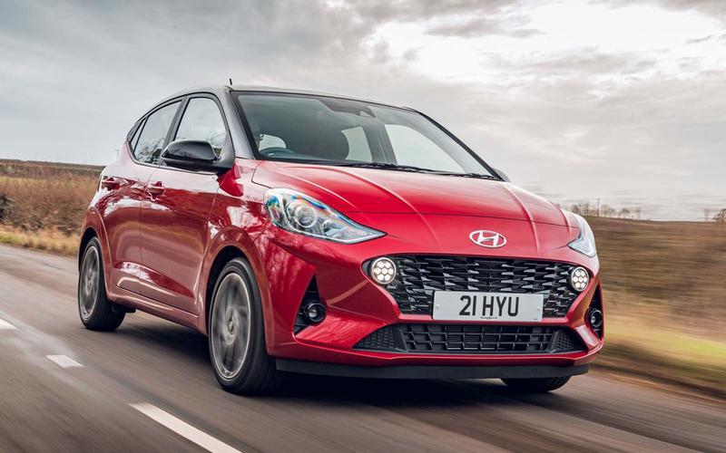 Hyundai i10 – £12,820