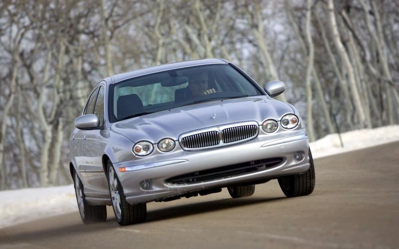 Jaguar X-Type (2001)