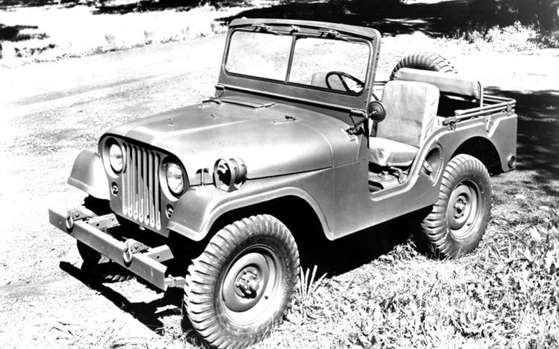 M38A1 0 (1952-1971)