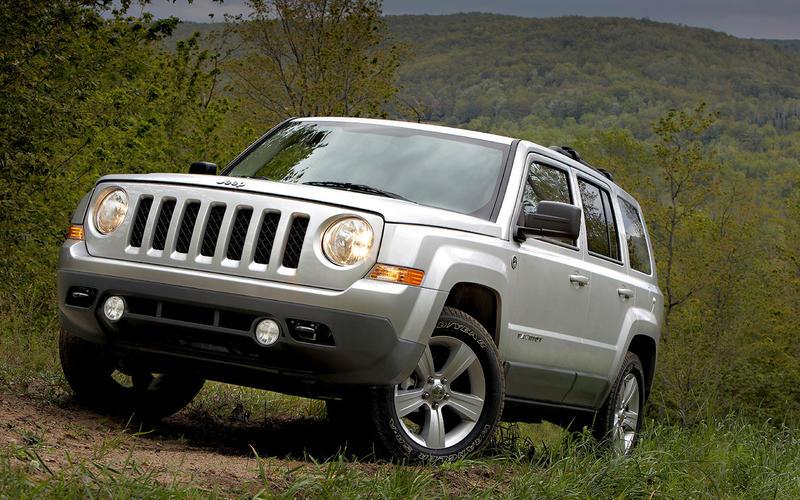 Jeep Patriot (2007-11)