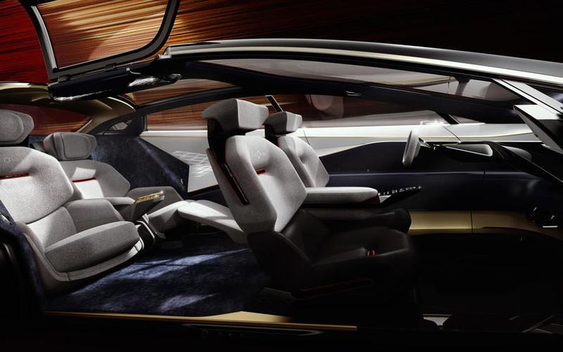 2018 Lagonda Concept
