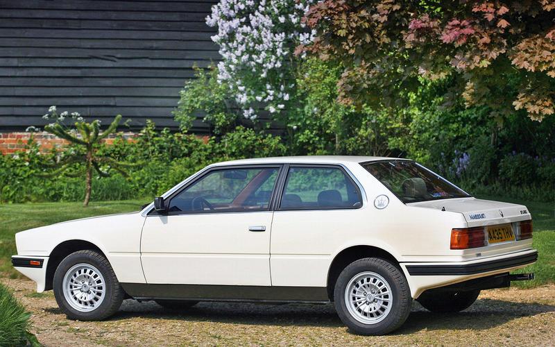 Maserati Biturbo - LICENCE TO KILL (1989)