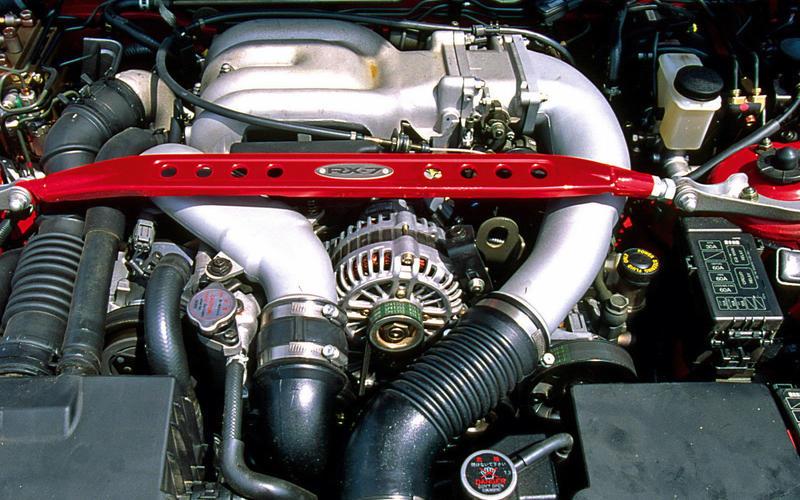 Mazda RX-7 (1992-2002) - engine