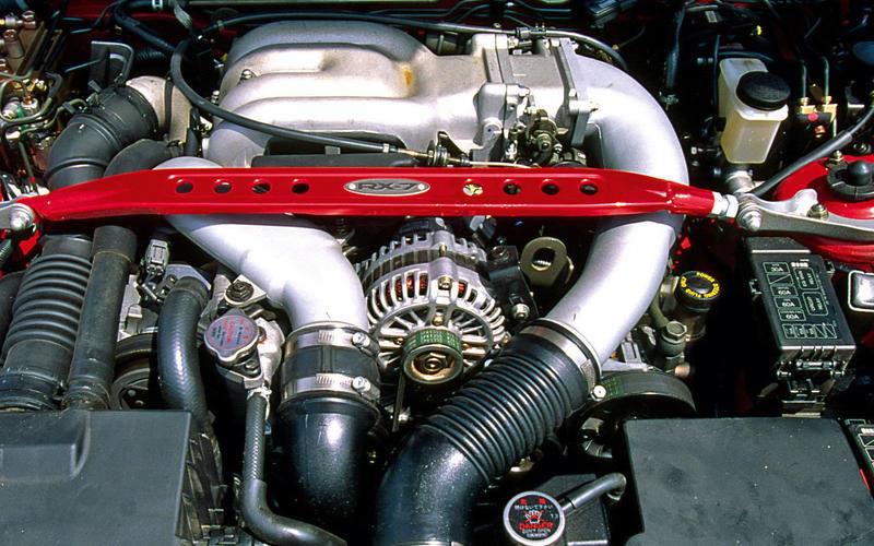Mazda RX-7 (1992-2002) - engine