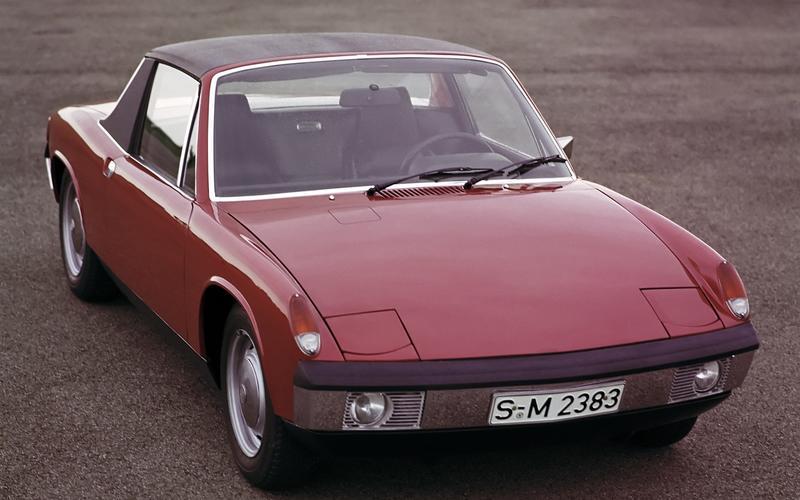 Porsche 914 (1969)
