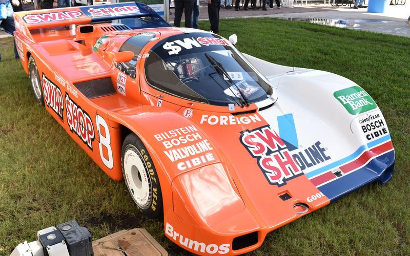 Porsche 962 Swap Shop (1985)