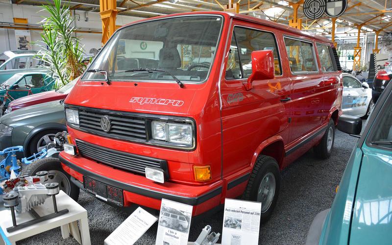 Volkswagen T3 Syncro (1984)