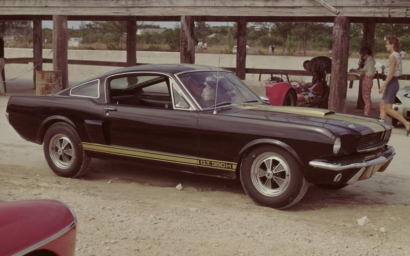 The GT350H (1966)