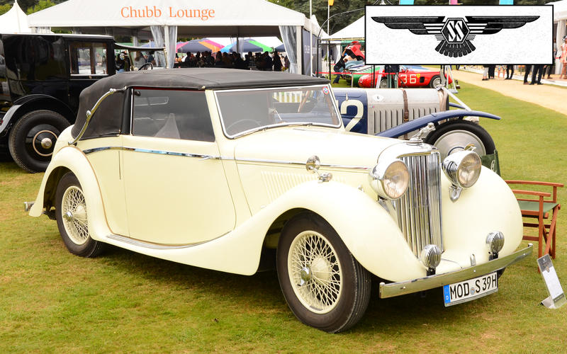 Jaguar & SS Cars