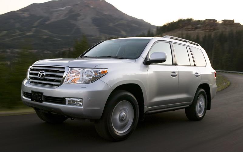 Toyota Land Cruiser (2007)