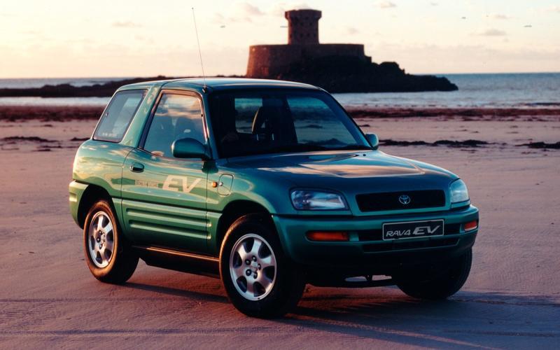 Toyota RAV4 EV (first generation, 1997)