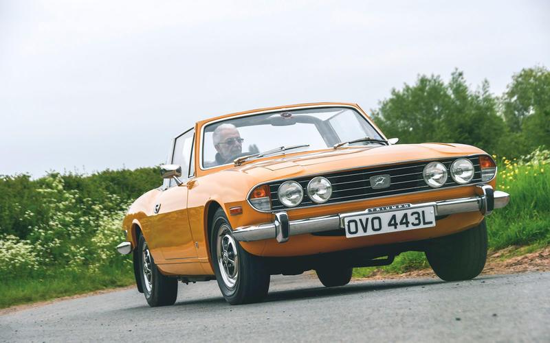 92 1970 Triumph Stag