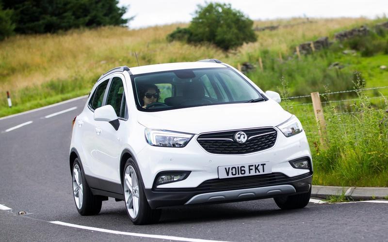 Vauxhall Mokka X –  Bupyeong, South Korea; Zaragoza, Spain – 32,266 units sold in 2018