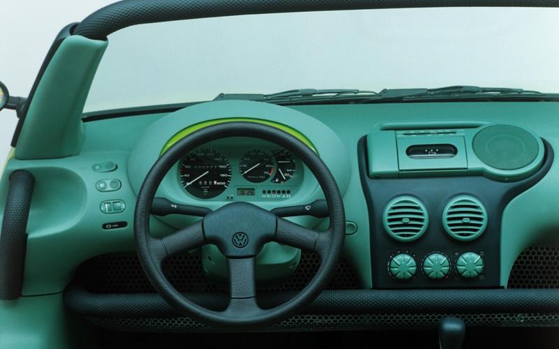 Volkswagen Vario I concept (1991)
