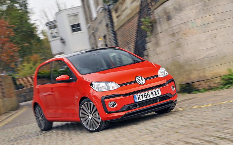 43: Volkswagen Up