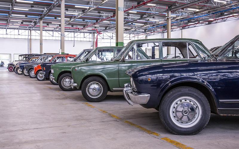 1966 Fiat 124
