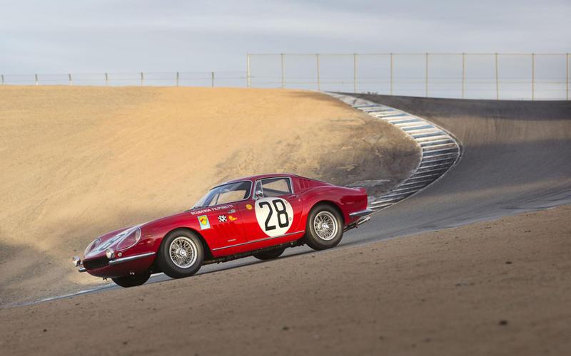 11. 1964 Ferrari 275 GTB (UP 1)