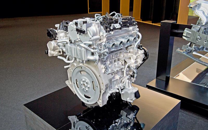 Finalist: Mazda Skyactiv-X