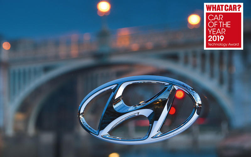 Overall Technology Award winner: Hyundai electric and hydrogen fuel cell technology