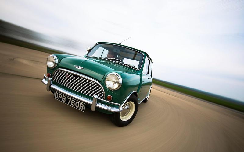 1 1959 Austin Mini