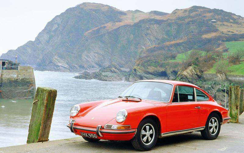 5. 1963 Porsche 911 (NO CHANGE)