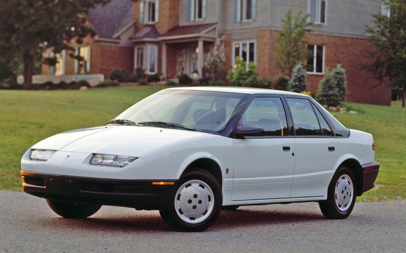 Saturn S Series (1990)