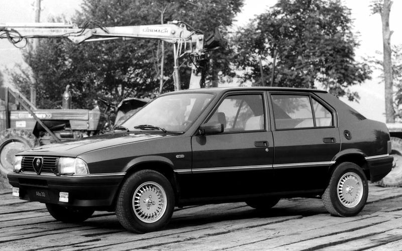 Alfa Romeo 33 (1983)