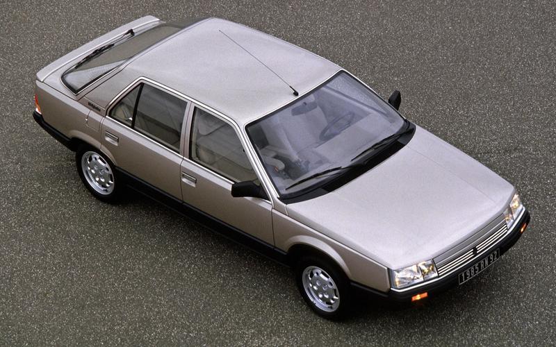 Renault 25 (1983)