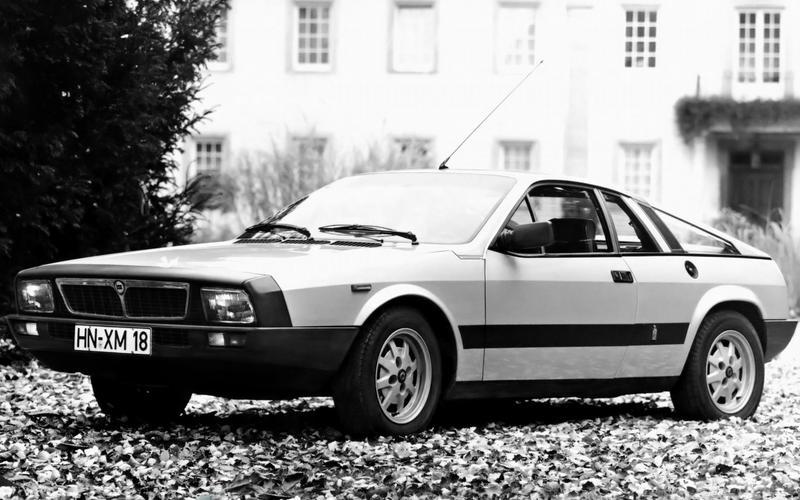 Lancia Beta Monte Carlo/Scorpion (1974)