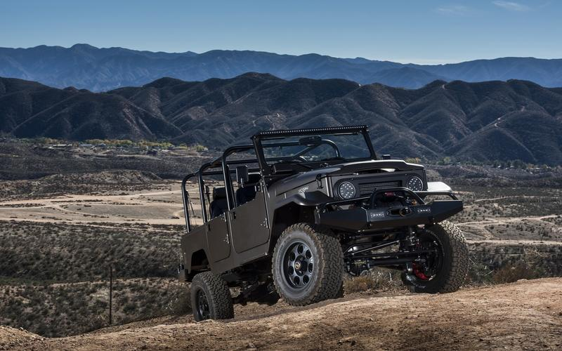 Icon's resto-modded classic off-roaders