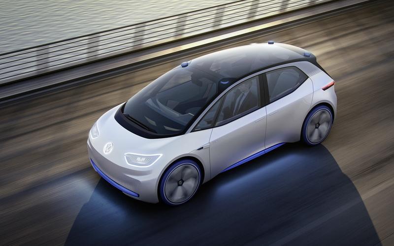 Volkswagen I.D. (2019)