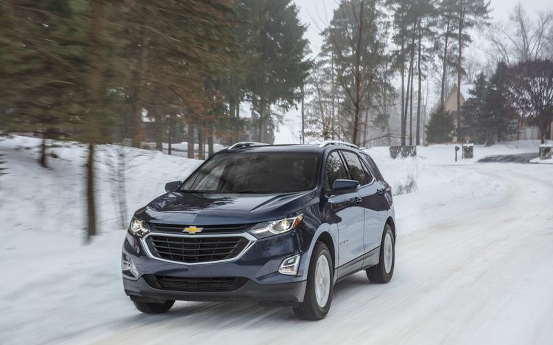 12. Chevrolet Equinox – Ingersoll, Canada; Ramos Arizpes, Mexico; San Luis Potosi, Mexico – 290,458 units sold