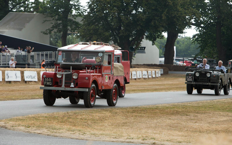 BP fire engine