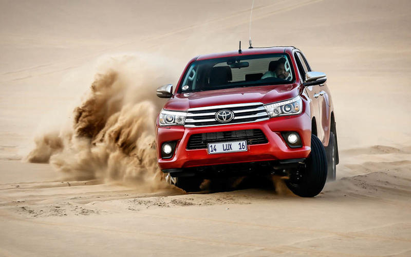 Thailand: Toyota Hilux – 149,336 vehicles sold