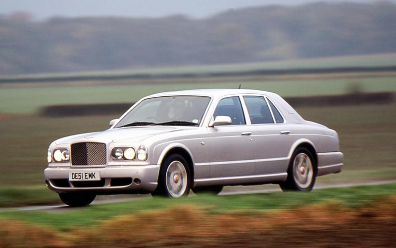 Bentley Arnage (BMW V8)