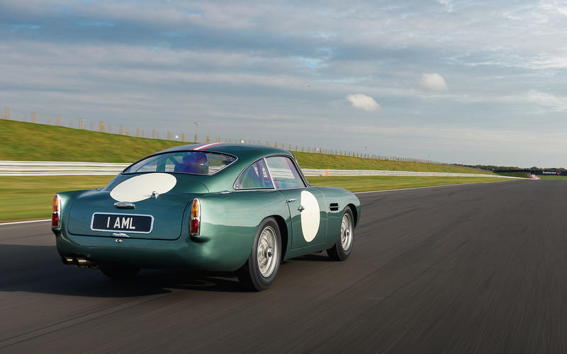 Aston Martin's DB4 G.T. Continuation